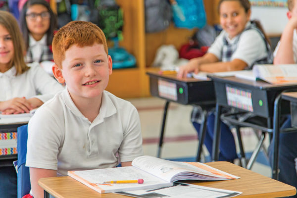 Academic Rigor and an Enriching Environment at Our Lady of Mercy School Fosters High School Success