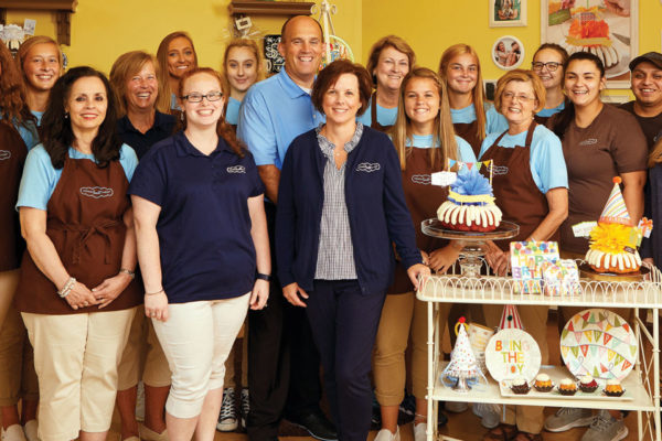 Nothing Bundt Cakes Celebrates 5 Years in Winston-Salem