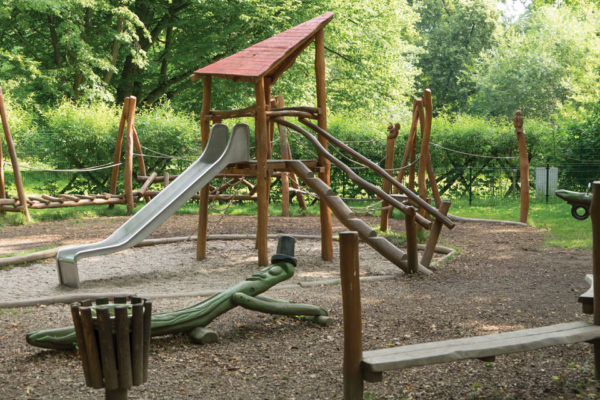 The Vision of the Modern Playground