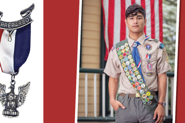 Local Eagle Scout Awarded