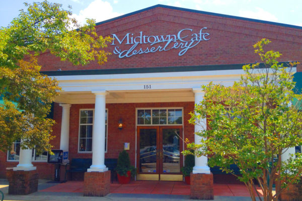 Midtown Cafe & Dessertery:  Your Neighborhood Restaurant and More