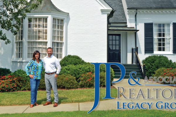 Creating a Different Legacy in the Triad:  JP & Associates Realtors Legacy Group