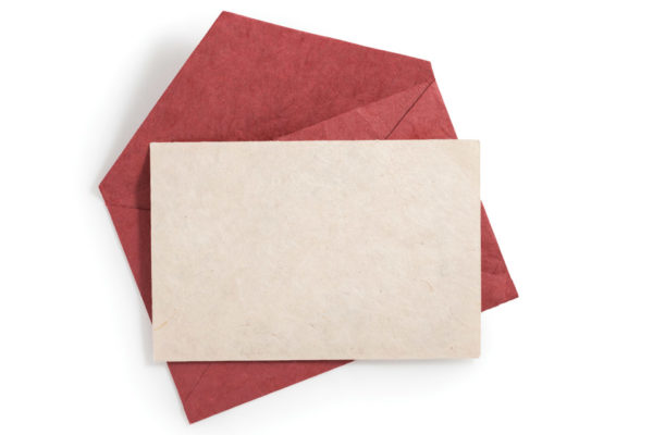 Stationery, Handwriting, and Envelopes