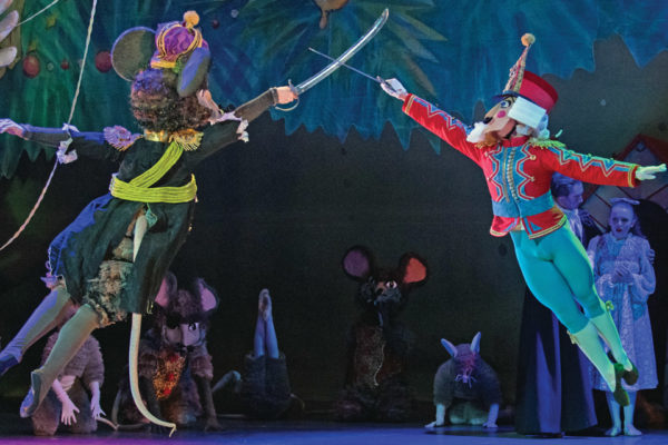UNCSA's The Nutcracker Introduces Two New Family-Friendly Showtimes for Saturday, December 14th