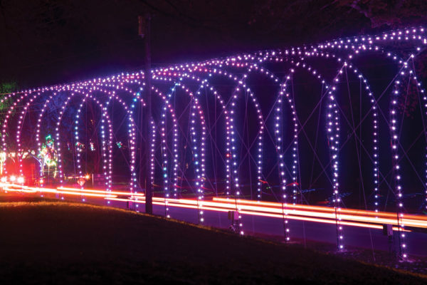 Tanglewood Festival of Lights  A Holiday Tradition