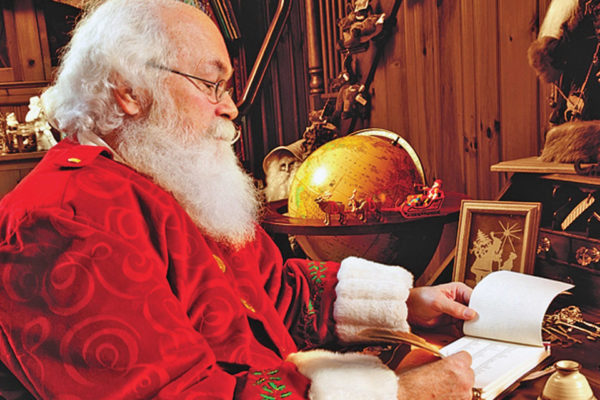 Absolutely Country Presents  A Truly Magical Event and The Santa Experience