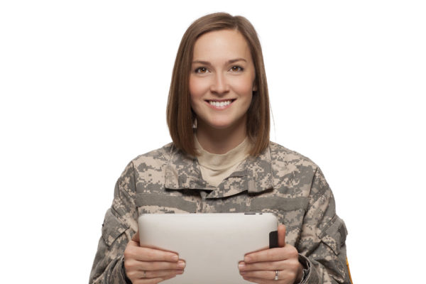 Raise the Welcome Sign:  Hiring Veterans