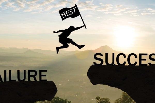 Failing the Way to Success