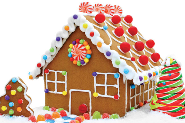 The Sweet History of Gingerbread Houses