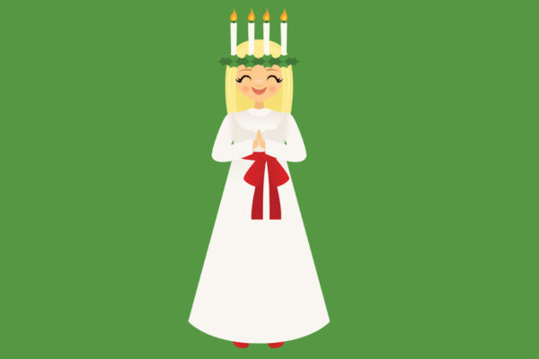 Lighting the Way in a Dark World: Celebrating Swedish Santa Lucia Day!
