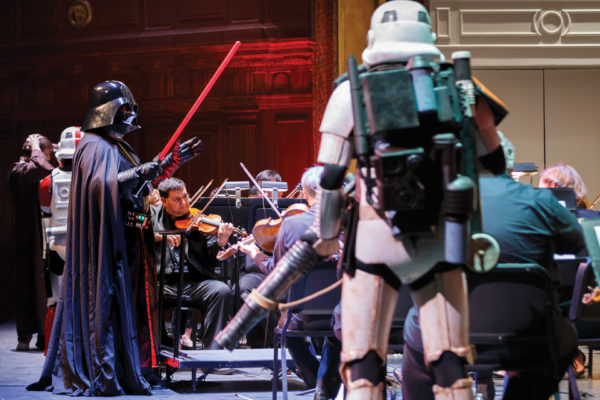 The Winston-Salem Symphony's Pops Concert John Williams: STAR WARS AND BEYOND