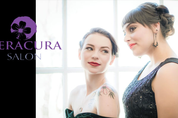 Aeracura Aveda Salon  Your Beauty Team for Prom!