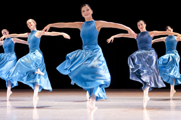 Ballet Magnificat! – Touring Christian Dance Company Combines Movement with Worship