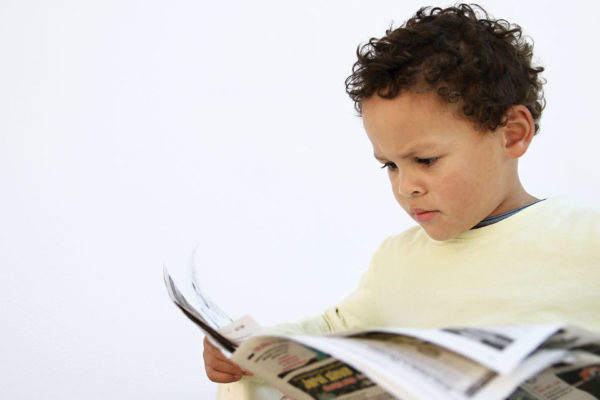 Helping Your Child Understand News Events