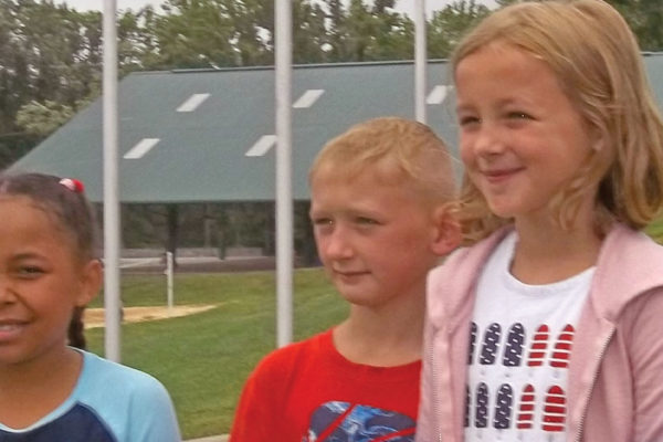 A Patriotic Partnership between the Rye Foundation, Camp Corral, and Camp Hanes