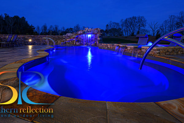 Introducing Southern Reflection Pool and Outdoor Living