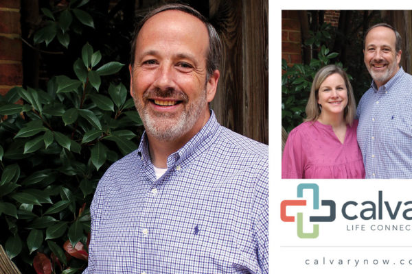 Calvary Introduces Will Toburen Senior Pastor