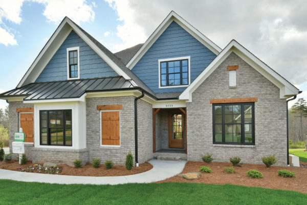Fall Parade of Homes with the Home Builders Association of Winston-Salem