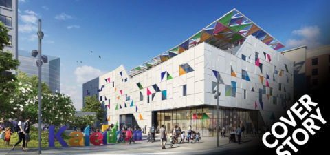 The Future Is Near – Kaleideum Reveals Plans for the New Building Downtown