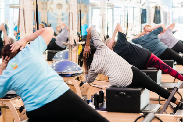 Club Pilates Provides a Safe Space for Fitness during COVID