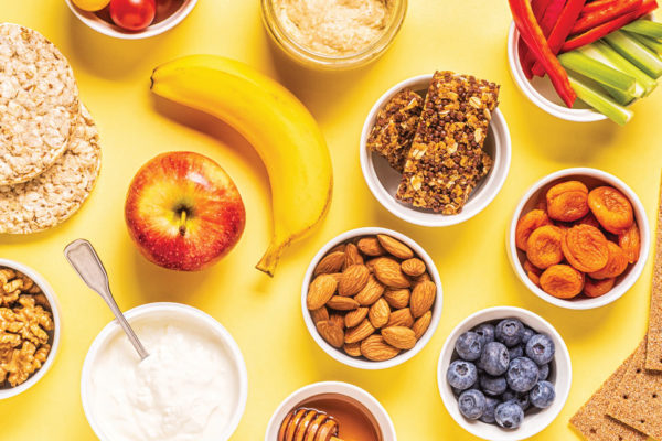 Snack it to Me, Baby: Creating Healthy, Kid-Friendly Snack Stations