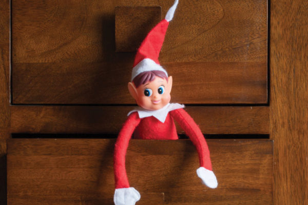 The Elf on the Shelf: A Treasured Christmas Tale