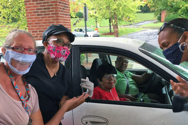 """""""In and About"""" with an Evening for Alzheimer's Care –Senior Services in Winston-Salem"""