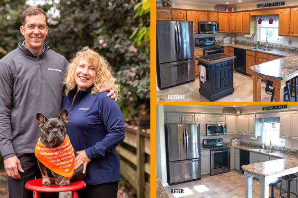 Kitchen Tune-Up Is Transforming Triad Kitchens Quickly and Affordably