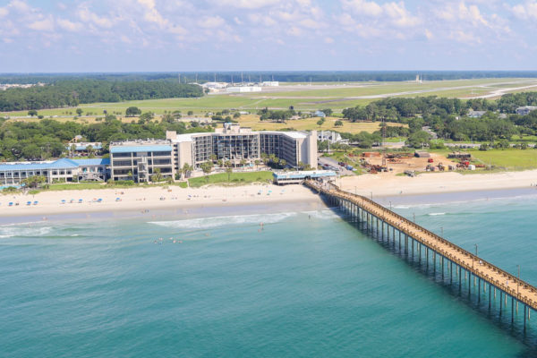 DoubleTree Resort by Hilton Myrtle Beach Oceanfront – Your Ultimate Host on the Coast