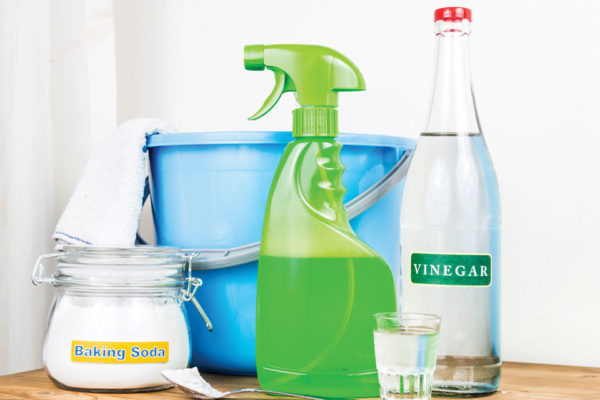Harmless Cleaning Agents and Eco-Safe Formulas