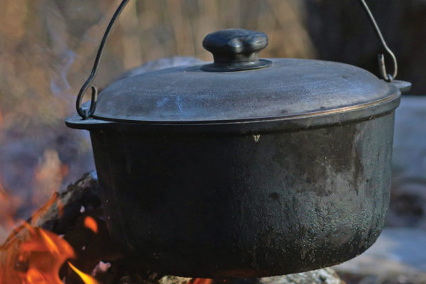 Dutch Ovens and Campfires
