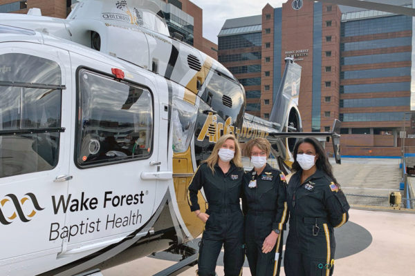 AirCare at Wake Forest Baptist Health
