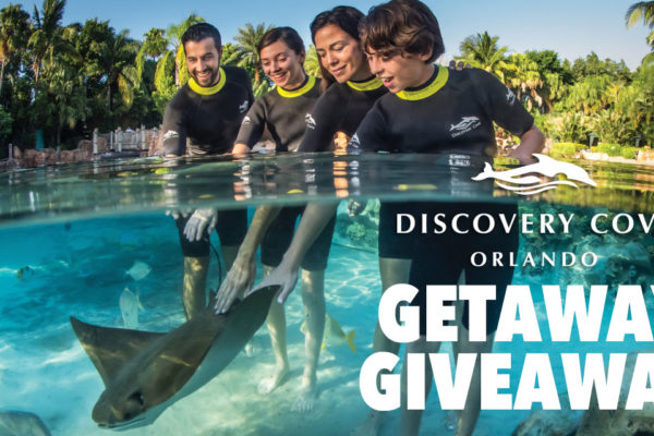 Discovery Cove Getaway!