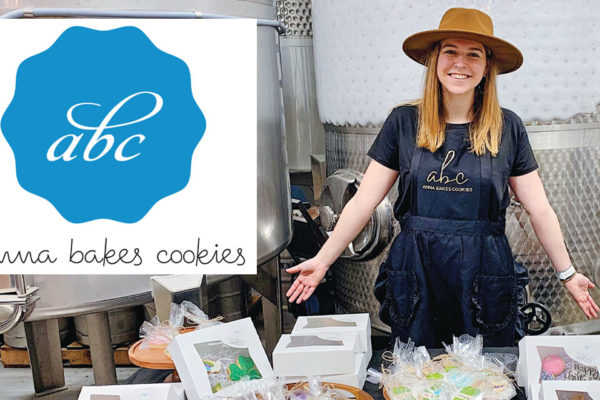Anna Bakes Cookies: A Delicious New Business