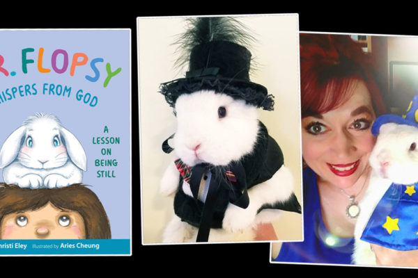 Book Review   Mr. Flopsy Whispers from God: A Lesson on Being Still