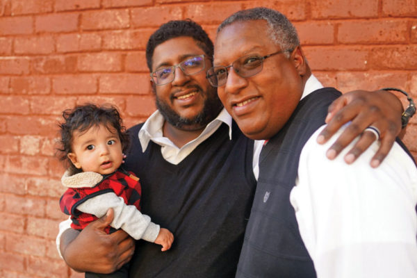 """Becoming """"Dad"""" 