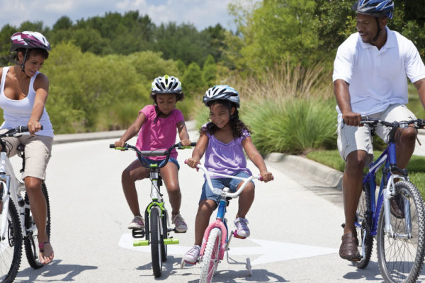 Keeping Your Family Active During COVID