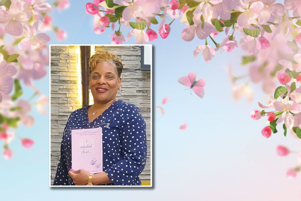 I Needed That: A 30-Day Devotion Book by Camilla Washington