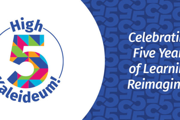 High Five Kaleideum This July! The Museum is Celebrating Five Years of Learning Reimagined