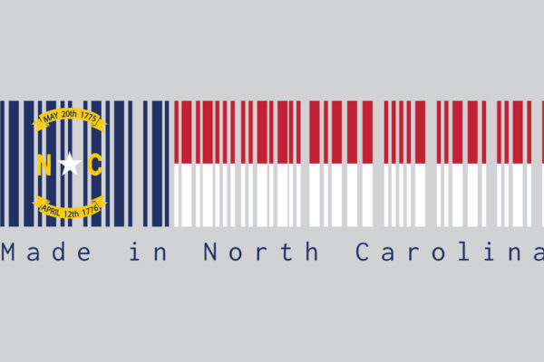 Made in NC:  Six Products Born in the Tarheel State