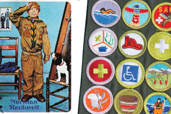 A Scout Is….