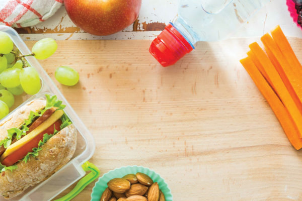 Kids in the Kitchen: Back to School Bento Box Lunch Ideas!