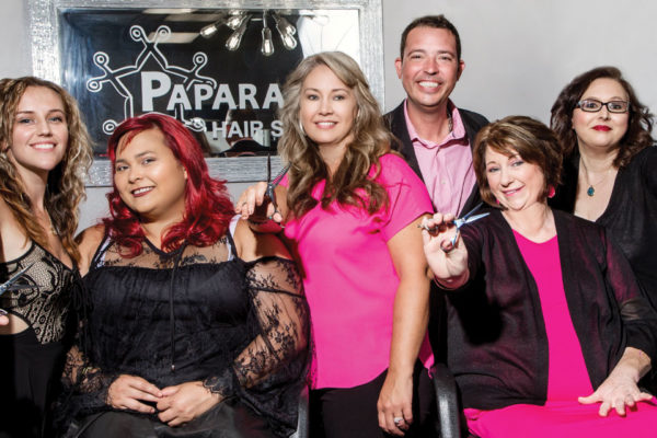 Back to School with Paparazzi Hair Salon