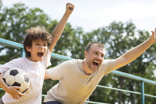 Always Watching: How Parents Can Better Model Actions and Behaviors for Their Children