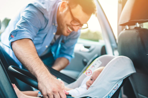 Child Safety Series: Car Seats
