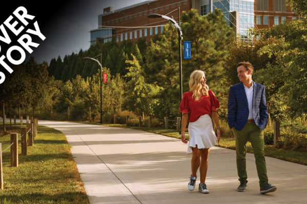 Blake and Ashley:  A Real Estate Pro and Mortgage Lender Moving the Triad!