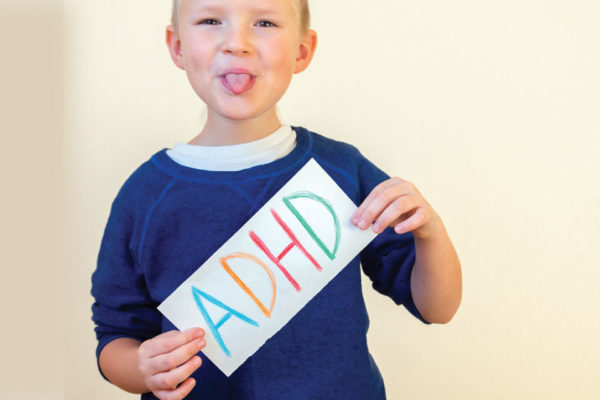 Looking on the Bright Side: the Good Things about ADHD