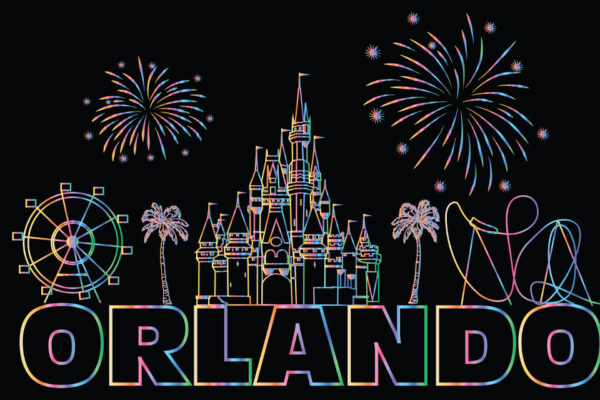 It's A Grand Life – Disney Here We Come!
